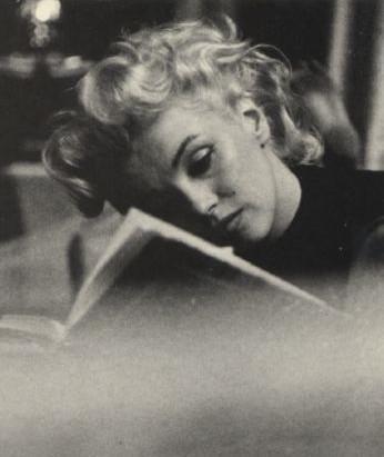 Marilyn Monroe Le Cabinet d'écritures d'Elise Vandel D.R.