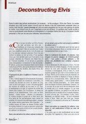 Vannina Bernard-Leoni, revue Fora!, 2009, page 1