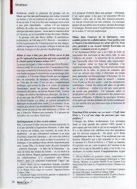 Vannina Bernard-Leoni, Fora!, 2009, page 3