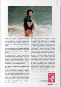Vannina Bernard-Leoni, Fora!, 2009, page 4