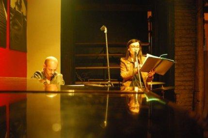 avec Joachim Montessuis, Santiago de Chile