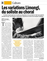 L'Huma, Alain Nicolas, 25 avril 2013