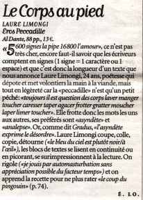 Éric Loret, Libération