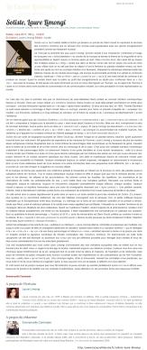 La Cause littéraire, Emmanuelle Caminade, 29 avril 2013