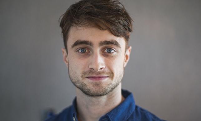 Daniel Radcliffe © QMI Agency/Rex